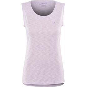Schöffel Namur2 Naiset Hihaton paita , violetti